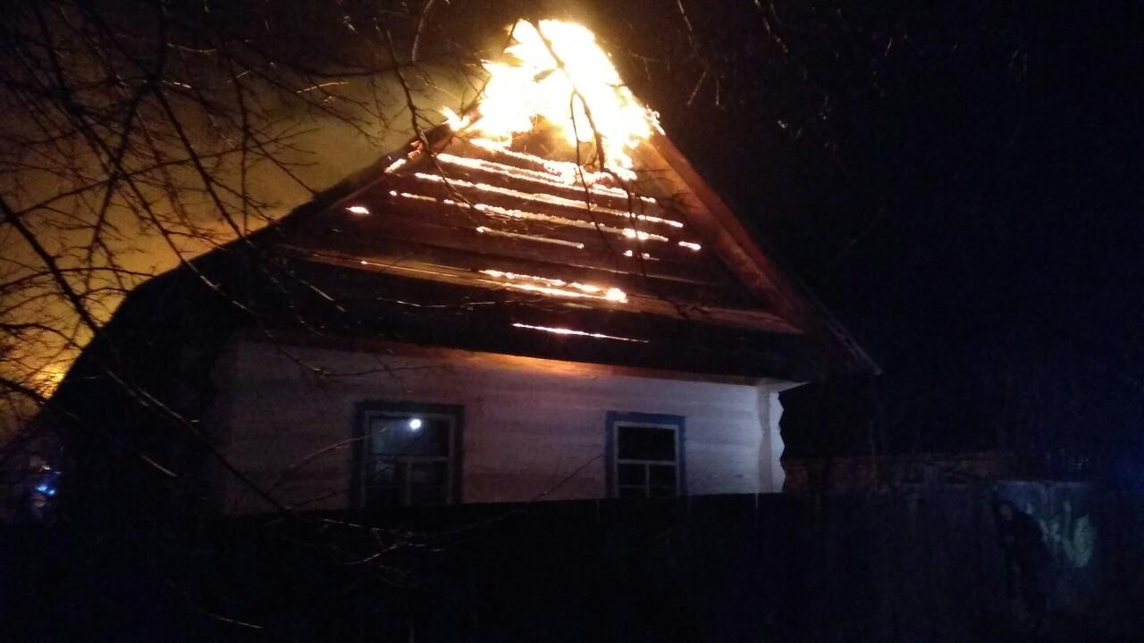 На Іванківщині вогонь познущався над житловим будинком