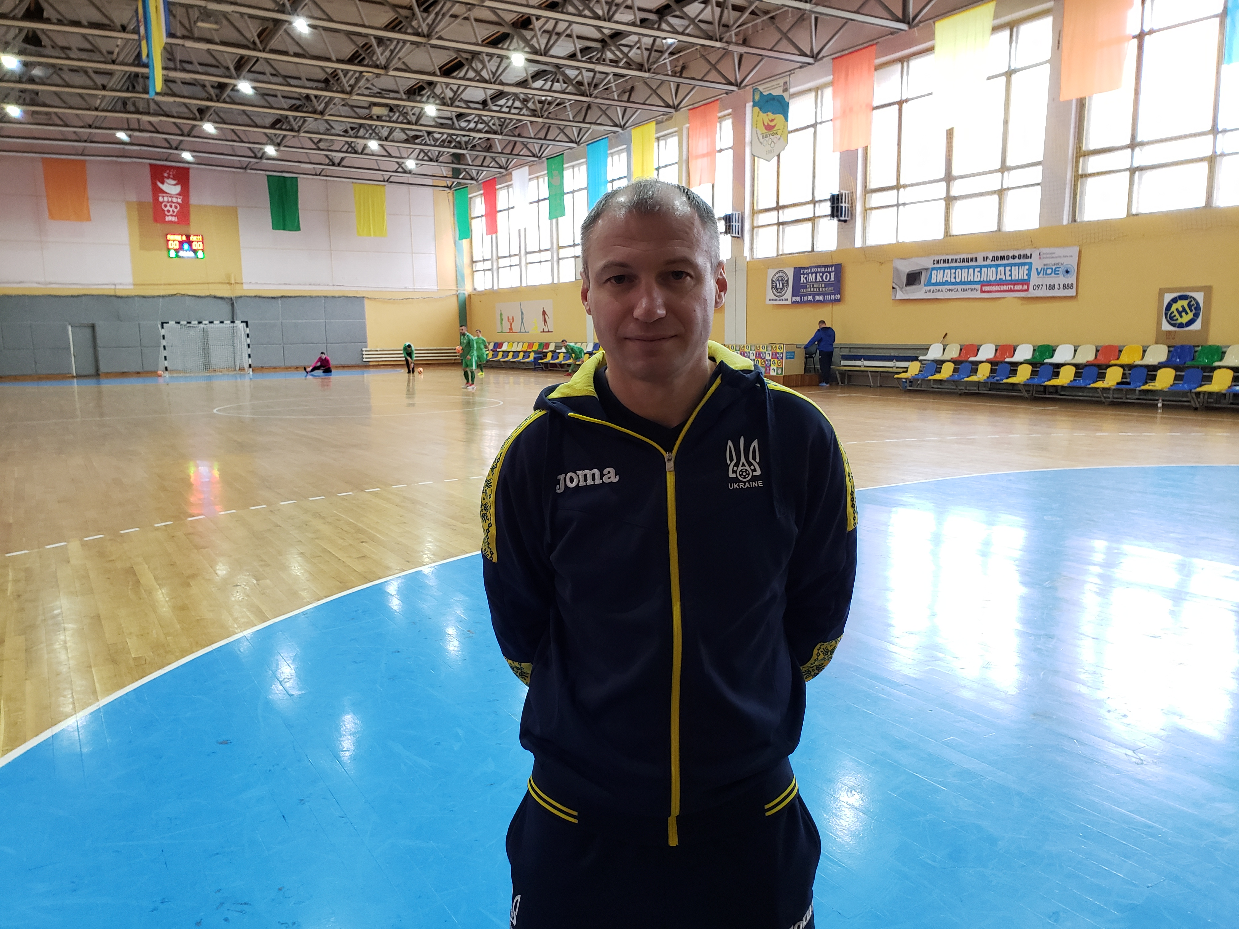 20190209_144641 Жіноча збірна України з футзалу в Броварах готується до Євро-2019