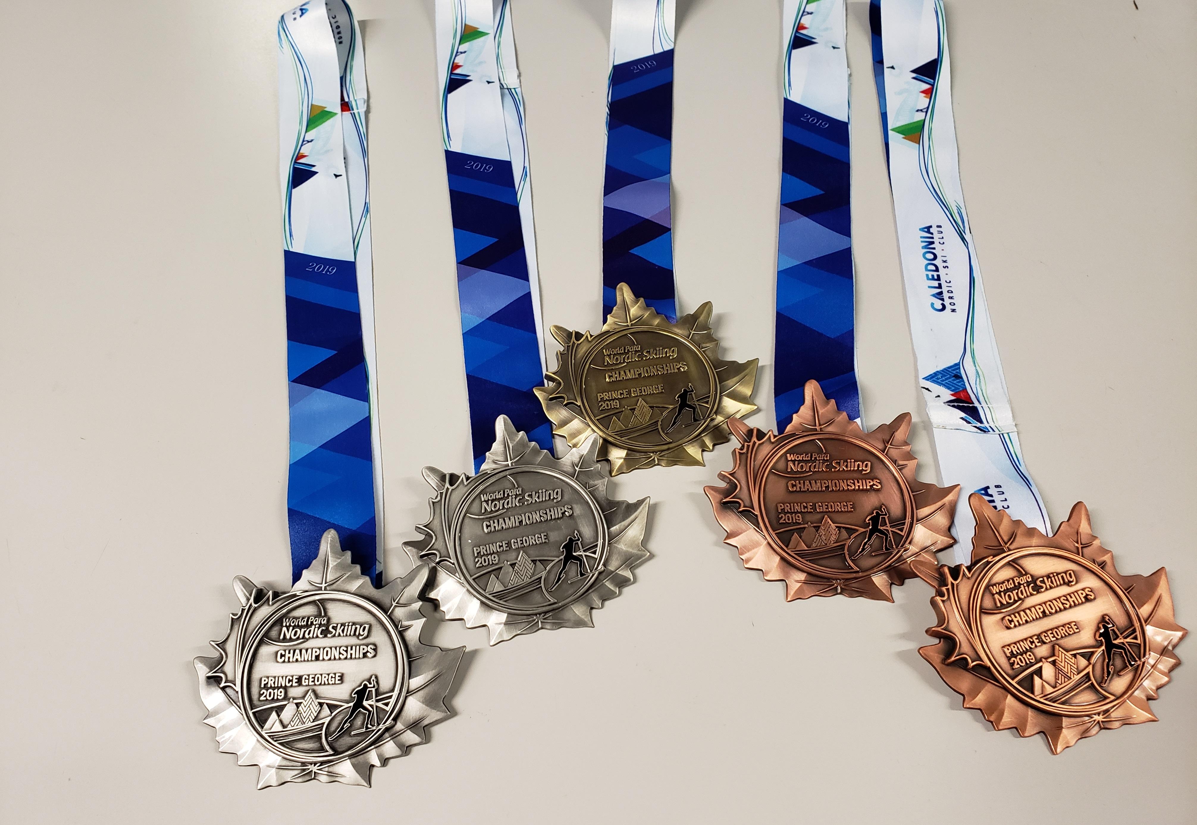 Тріумфатором чемпіонату світу повернулася в Україну національна паралімпійська збірна з біатлону та лижних гонок
