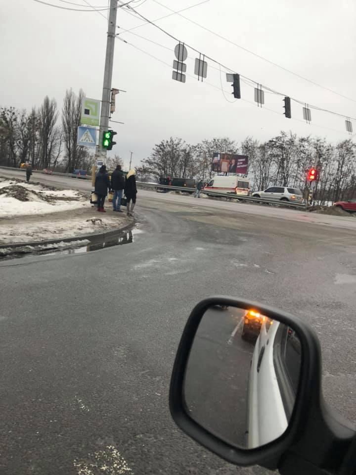 Перехрестя-вбивця поблизу Василькова