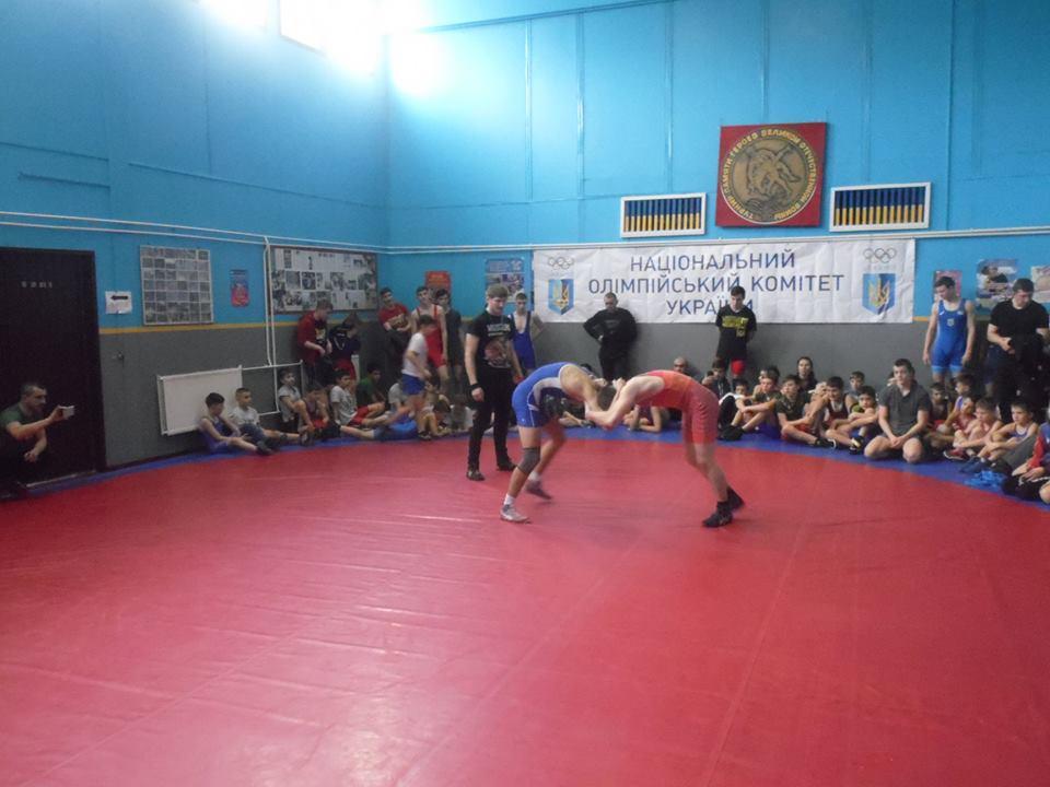 Богуслав приймав обласний турнір з вільної боротьби