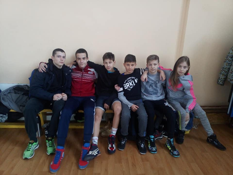 Успіхи юних борців з Боярки