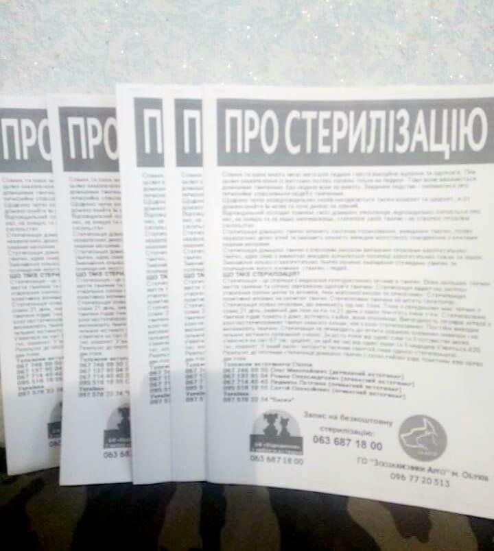 51904367_373638600121554_6374228467994591232_n Кому заважали листівки ?
