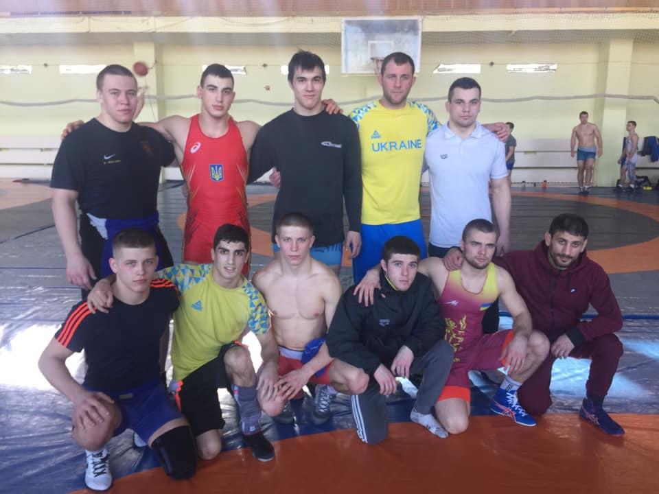 Борці з Київщини змагатимуться на чемпіонаті Європи в Сербії