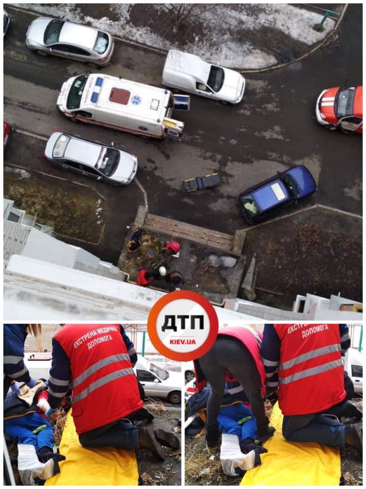 У Борисполі підліток випав із 9 поверху - трагедія, Поліція, Бориспіль - 53283460 1270384013127489 5609544450435973120 n