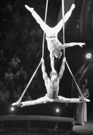 Білоцерківські гімнасти здобули срібло на цирковому фестивалі у Монте-КарлоАртема Любаневича