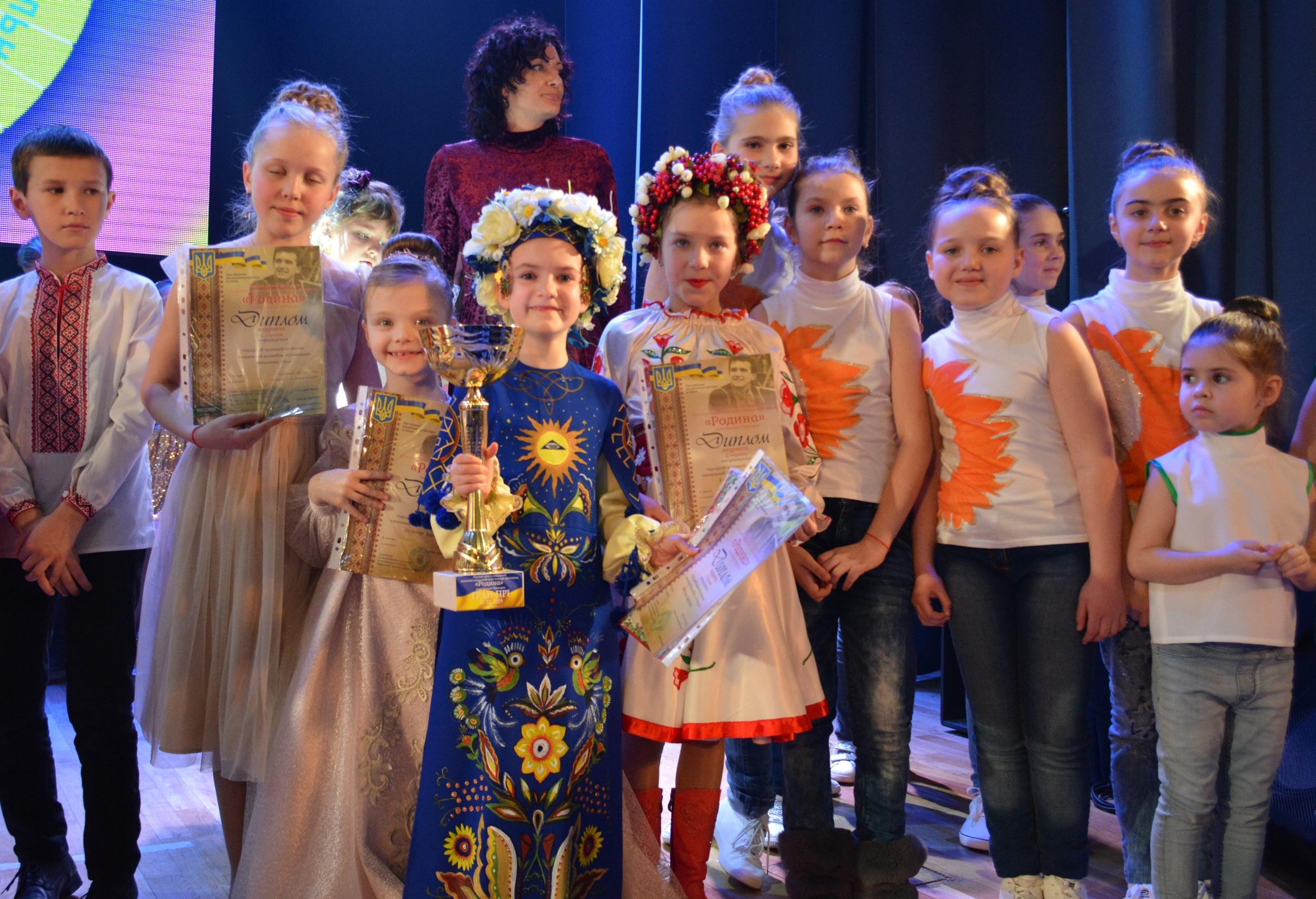 Білоцерківський ансамбль «Співограй» переміг на Всеукраїнському конкурсі