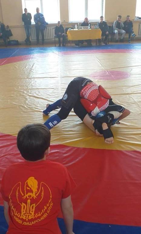 Фастівчани завоювали 30 медалей на Чемпіонаті області з панкратіону