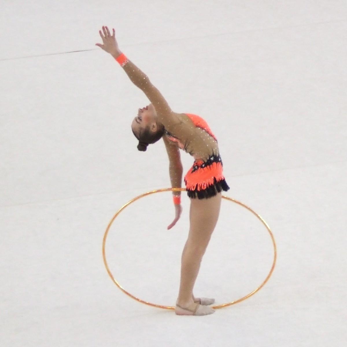 Фастівські спортсменки вибороли нагороди на змаганнях з художньої гімнастики