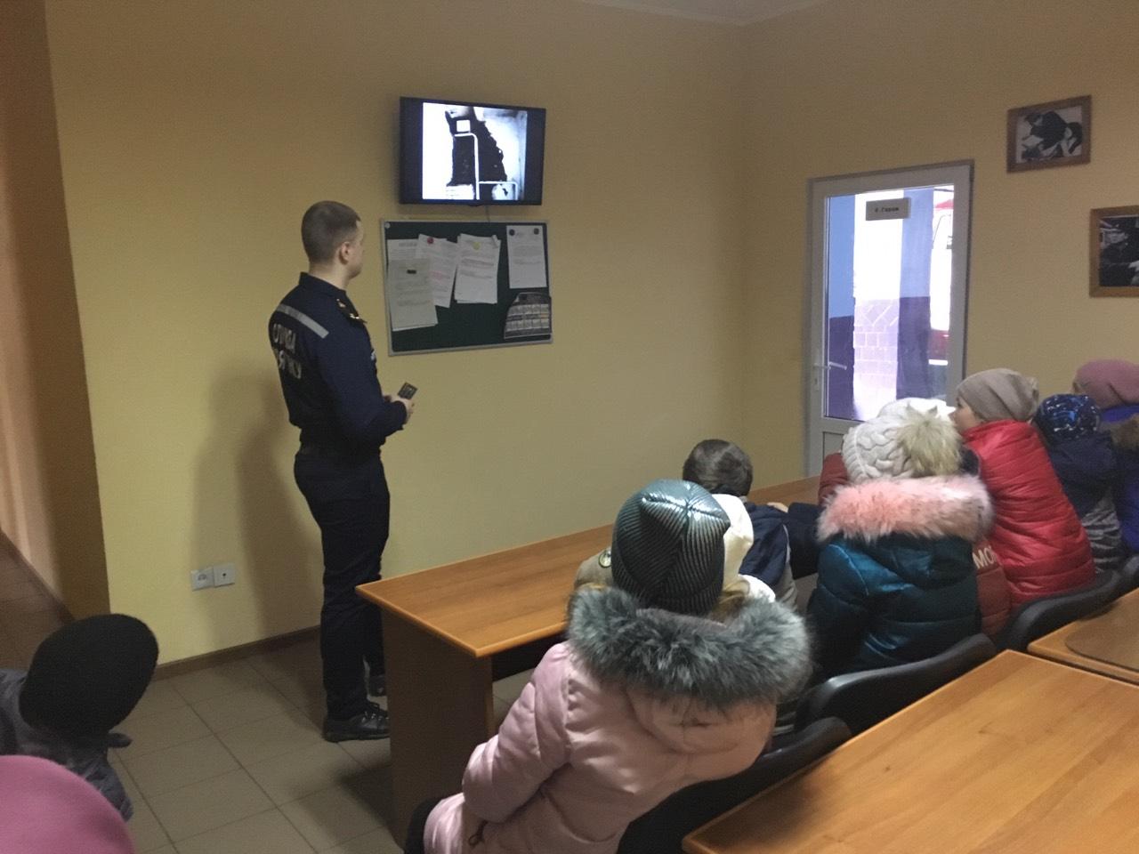 Рятувальники Миронівки провели зустріч з учнями шкіл