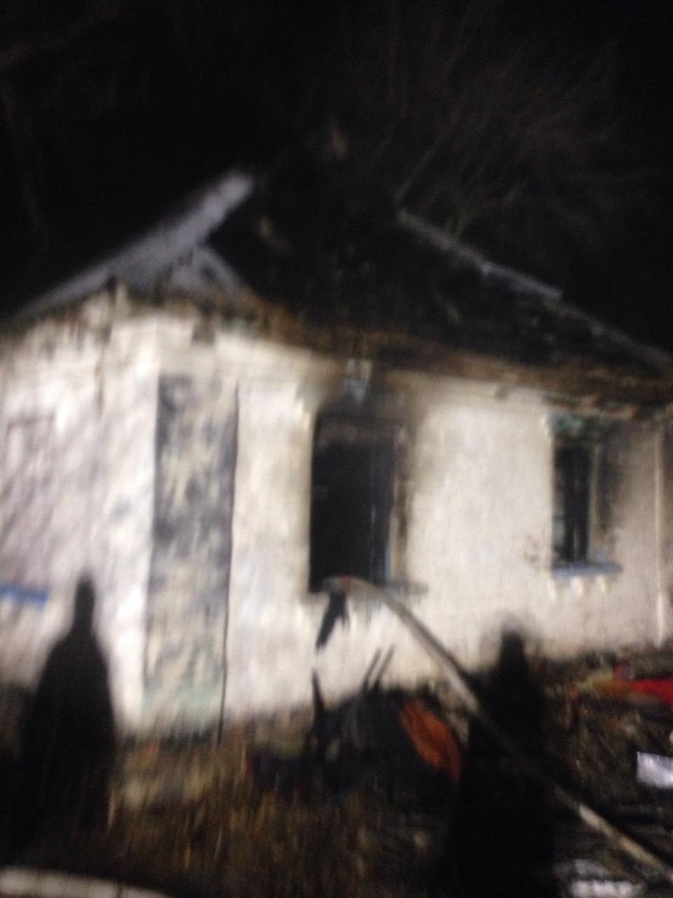 На Білоцерківщині під час пожежі загинула людина