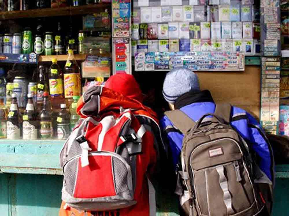 У Білій Церкві продають алкоголь і цигарки неповнолітнім
