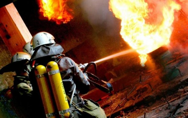 У Білій Церкві сталось дві пожежі
