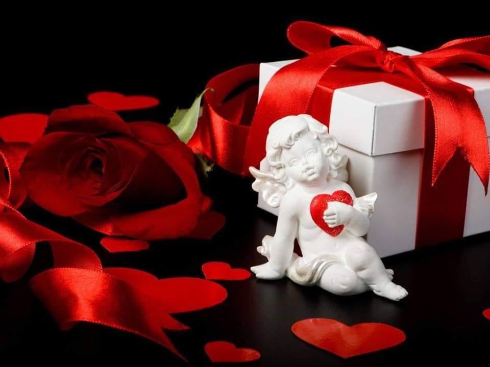 Романтична вечеря у кав'ярні та колонка: до Дня Святого Валентина Ворзельська бібліотека оголосила конкурси