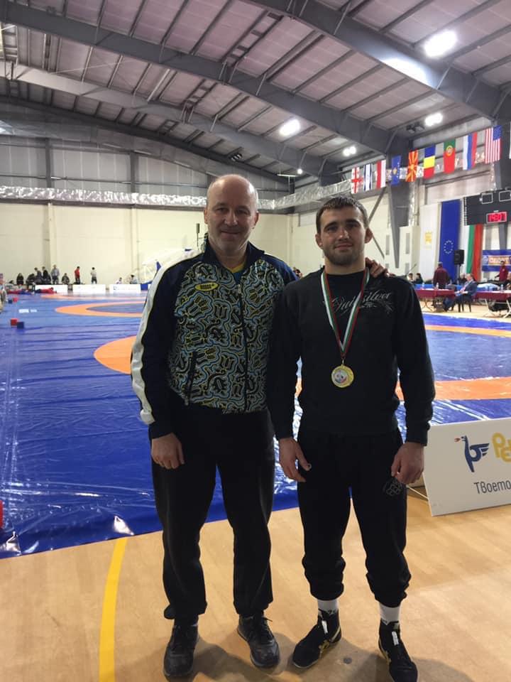 Борець з Київщини - переможець міжнародного турніру