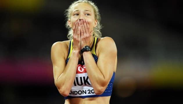 Легкоатлетка Аліна Шух з Броварів переможець чемпіонату України