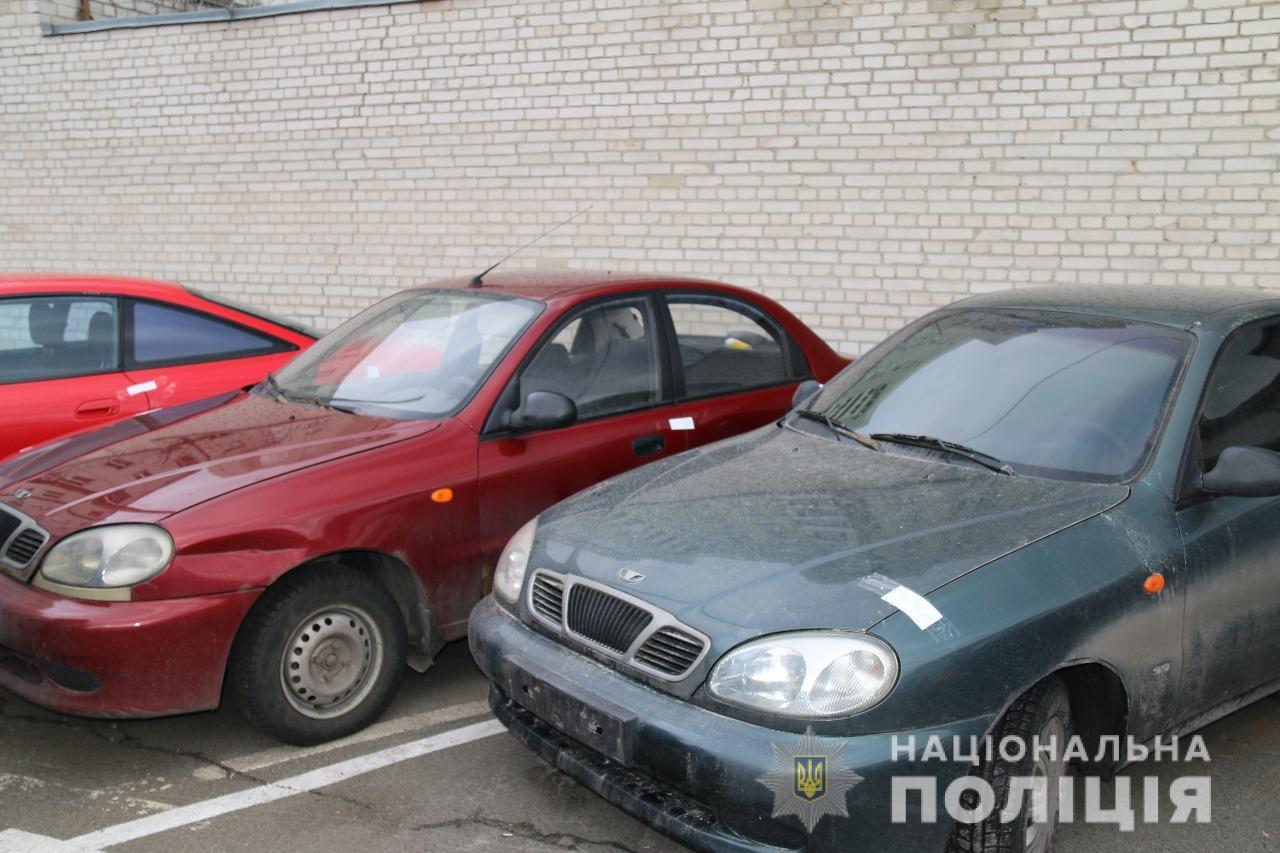 В Броварах затримали автовикрадачів з сусідньої області