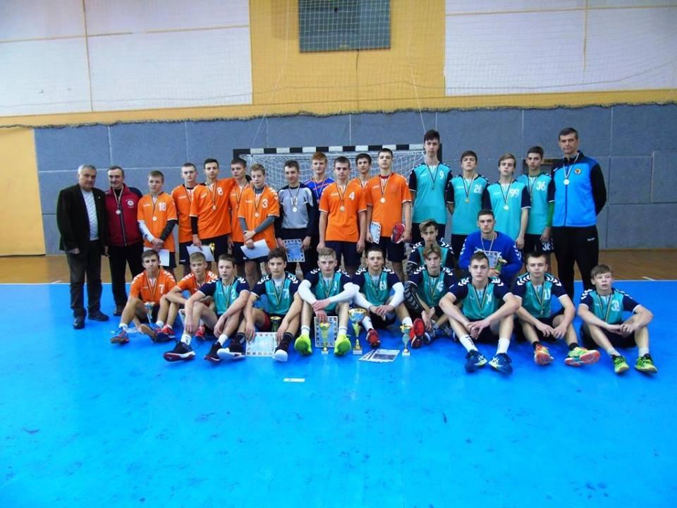 У Броварах завершився XXII Всеукраїнський турнір з гандболу пам'яті Богатікова