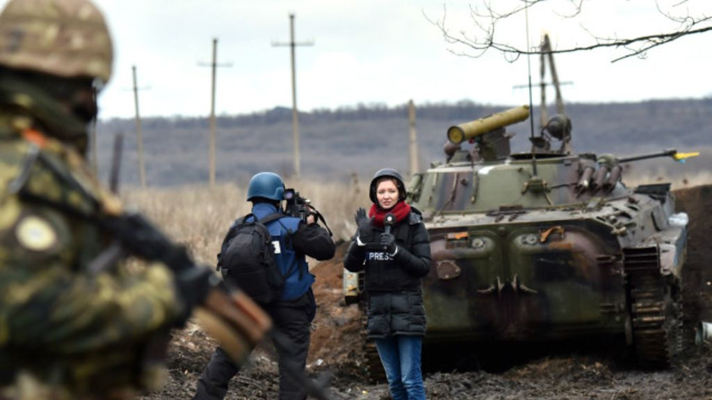16 лютого – День військового журналіста - журналістика, вшанування - s tankom 2