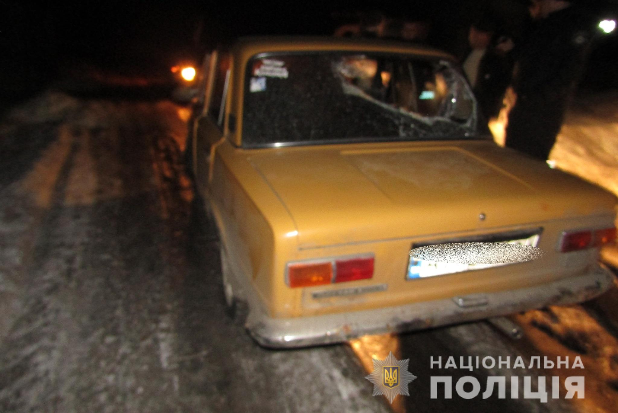 Горе-викрадача авто знайшли за 2 годин