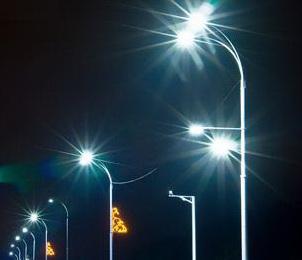 На васильківських вулицях з'являться світлодіодні світильники