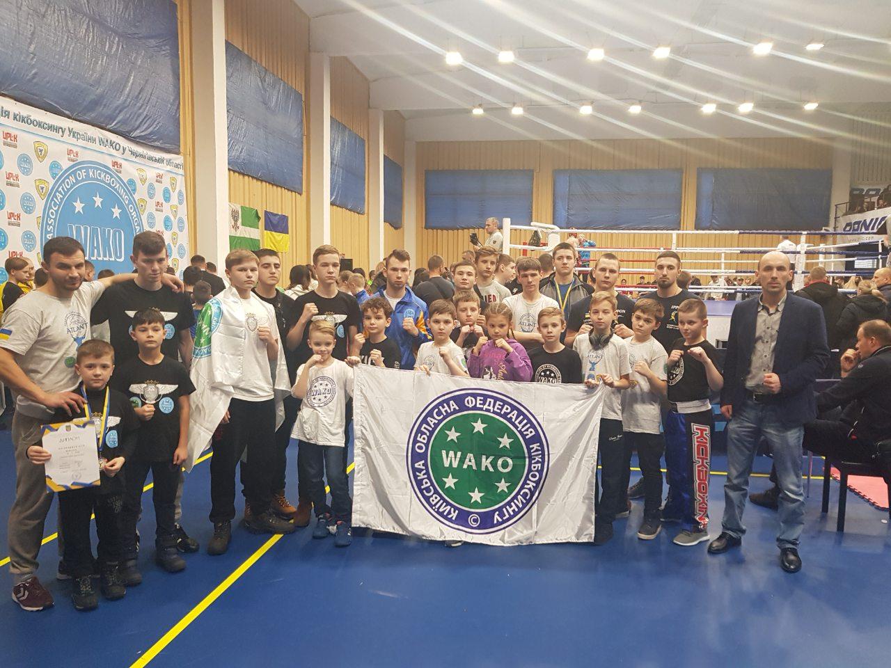 Збірні Київщини з кікбоксингу WАКО змагалися на чемпіонатах України
