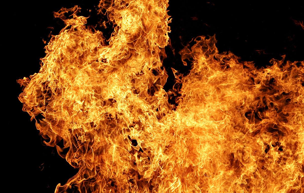 На Макарівщині через загорання котла жінка отримала опіки обличчя