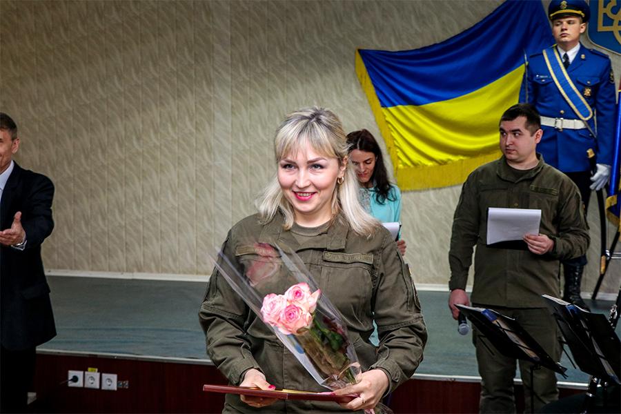 0323_NGU3 Сьогодні – п'ята річниця Національної гвардії України