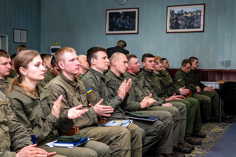 0323_NGU6 Сьогодні – п'ята річниця Національної гвардії України