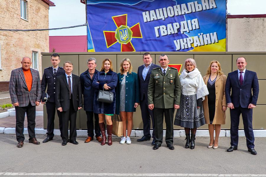 0325_NGU1 Сьогодні – п'ята річниця Національної гвардії України