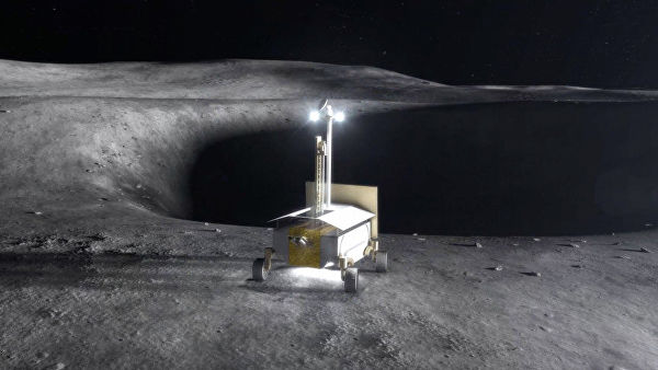 2003_lunohod Земляни повернуться на Місяць у  2023-му році