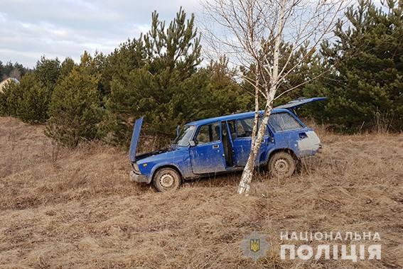 Київщина: викрадача знайшли, автомобіль повернули