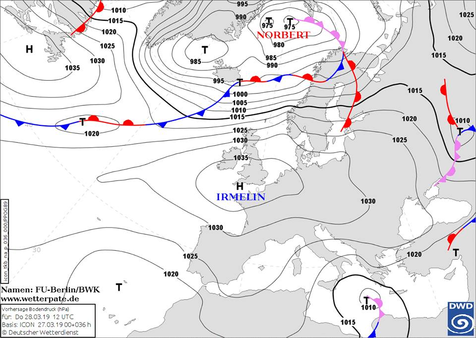 29 березня в Україні почнеться потепління - весна - 2803 prognoz pogody3