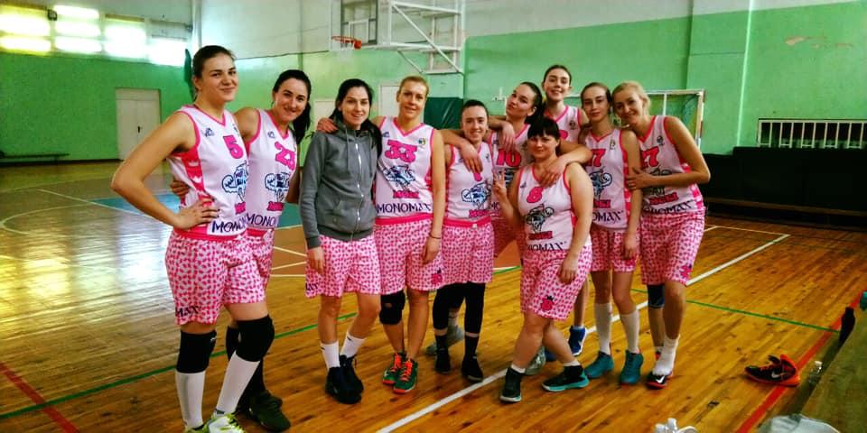 """Броварські баскетболістки з """"МОБІ"""" двічі перемогли львівську """"Політехніку"""""""