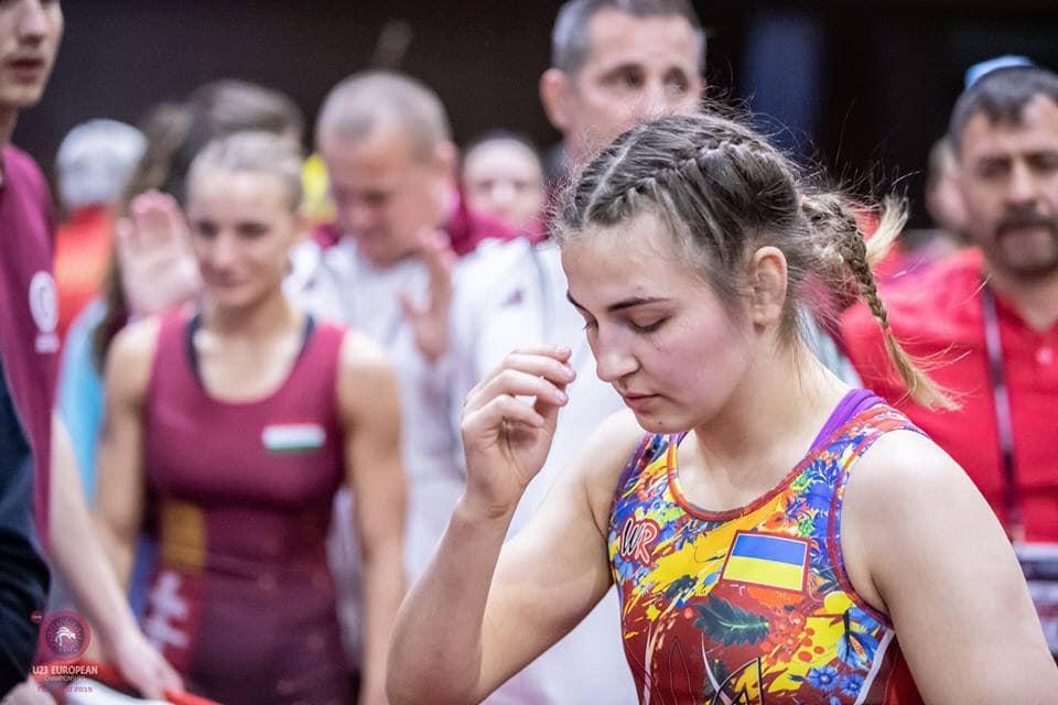 Аліна Акобія з Броварів виборола срібло чемпіонату Європи