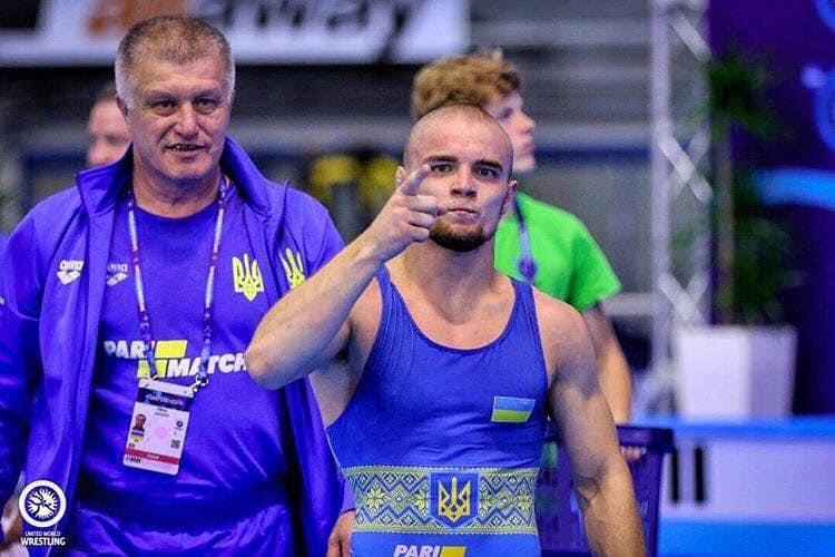 Представник Київщини у бронзовому фіналі чемпіонату Європи U-23 з греко-римської боротьби