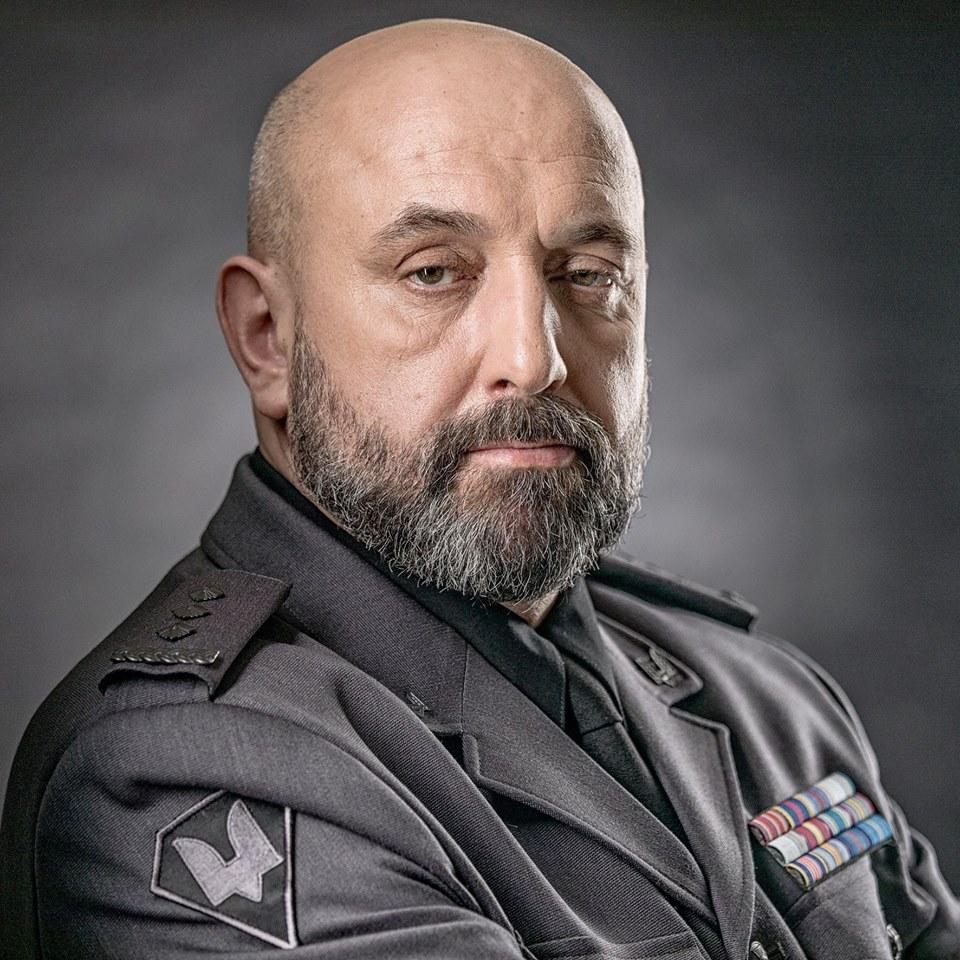З президентських перегонів знявся Сергій Кривонос