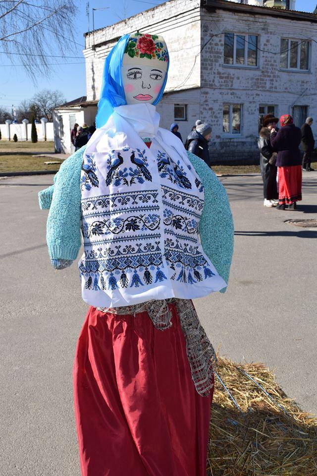 Масляна на Васильківщині