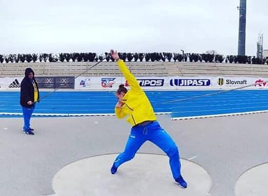 Спортсмени Київщини серед кращих: результати української збірної на Кубку Європи