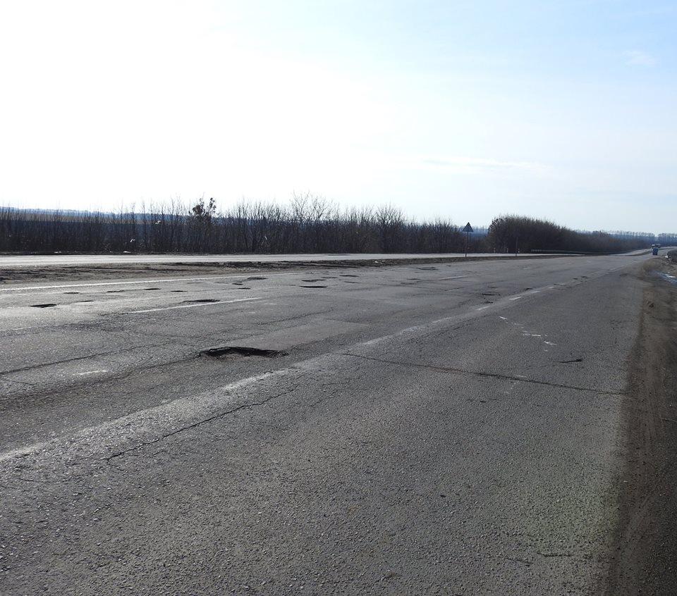 Трасу Київ – Одеса знову ремонтуватимуть