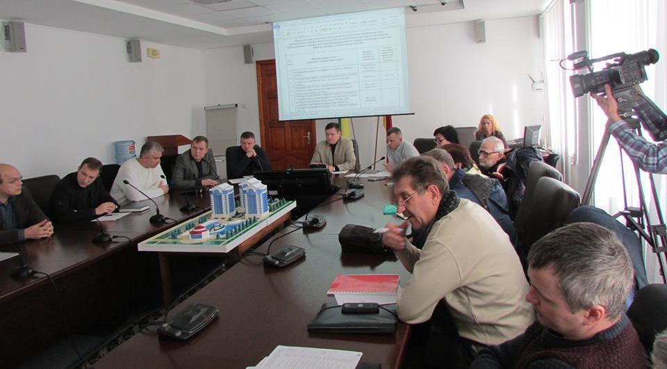 Влада та громада Славутича спільно вирішували питання розвитку міста