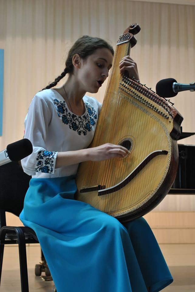 Бандуристки з Броварів переможці всеукраїнського конкурсу