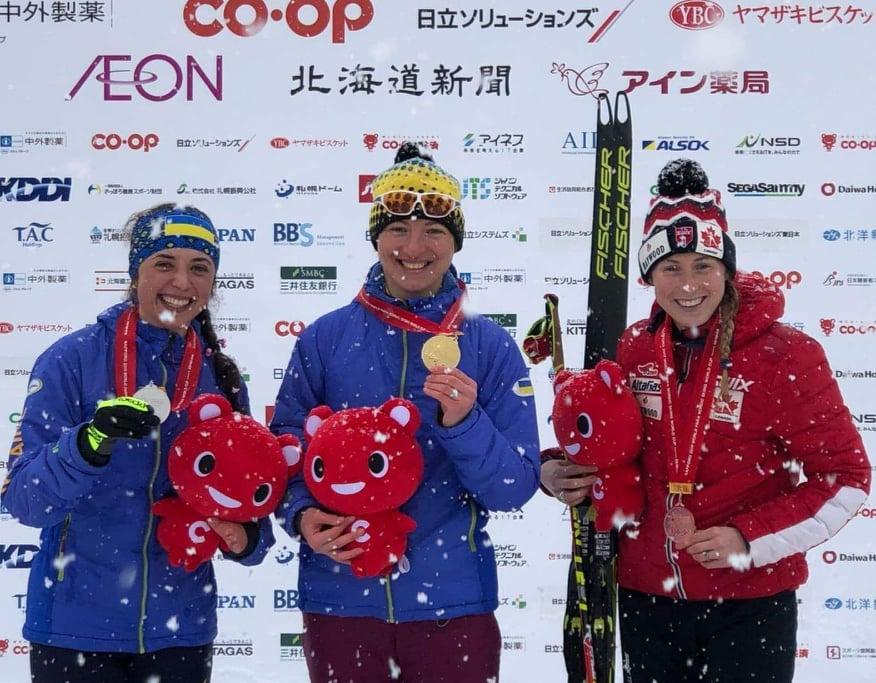Золото і бронза броварчан на Кубку світу в Японії