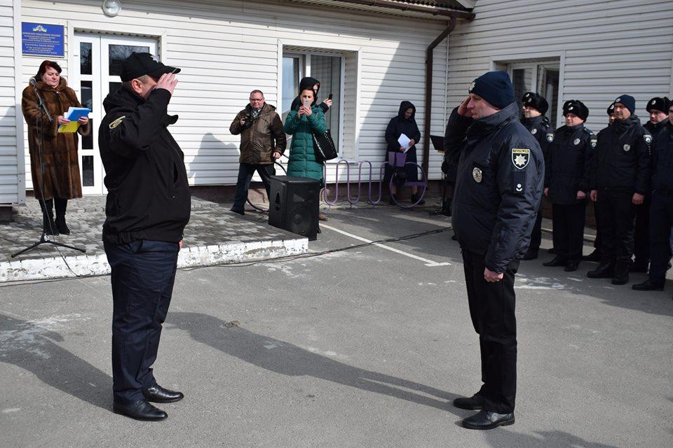 У Калинівці відкрито відреконструйований відділ поліції