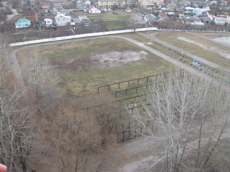 У Борисполі будують новий футбольний стадіон - футбол, стадіон, Будівництво, Бориспіль - 55495043 806017739778319 325545150803607552 n
