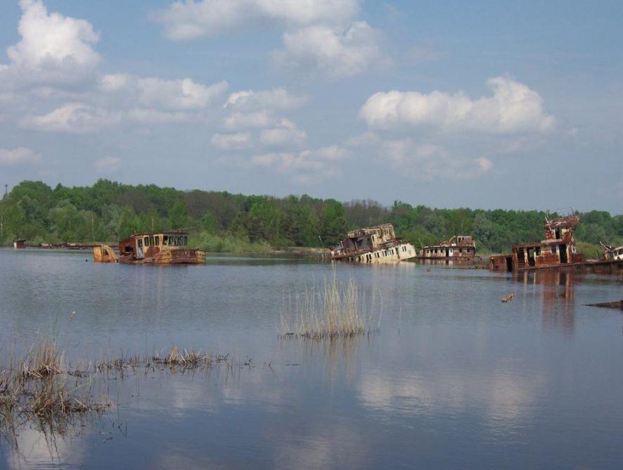 Річкові мандри: Україну та Білорусь з'єднає туристичний маршрут з можливим відвідуванням Чорнобильської зони