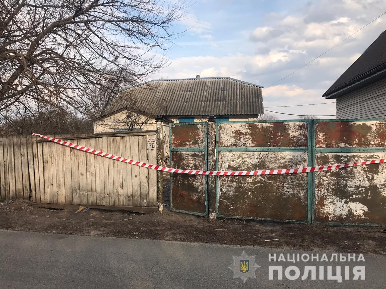 Сокирою — по голові: заробітчанина, який убив свого знайомого на Макарівщині, затримали в Одесі