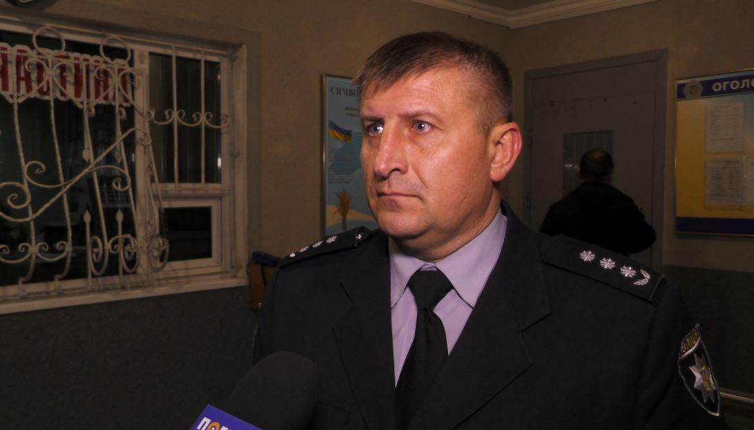 Олег Петренко — новий керівник ірпінської поліції