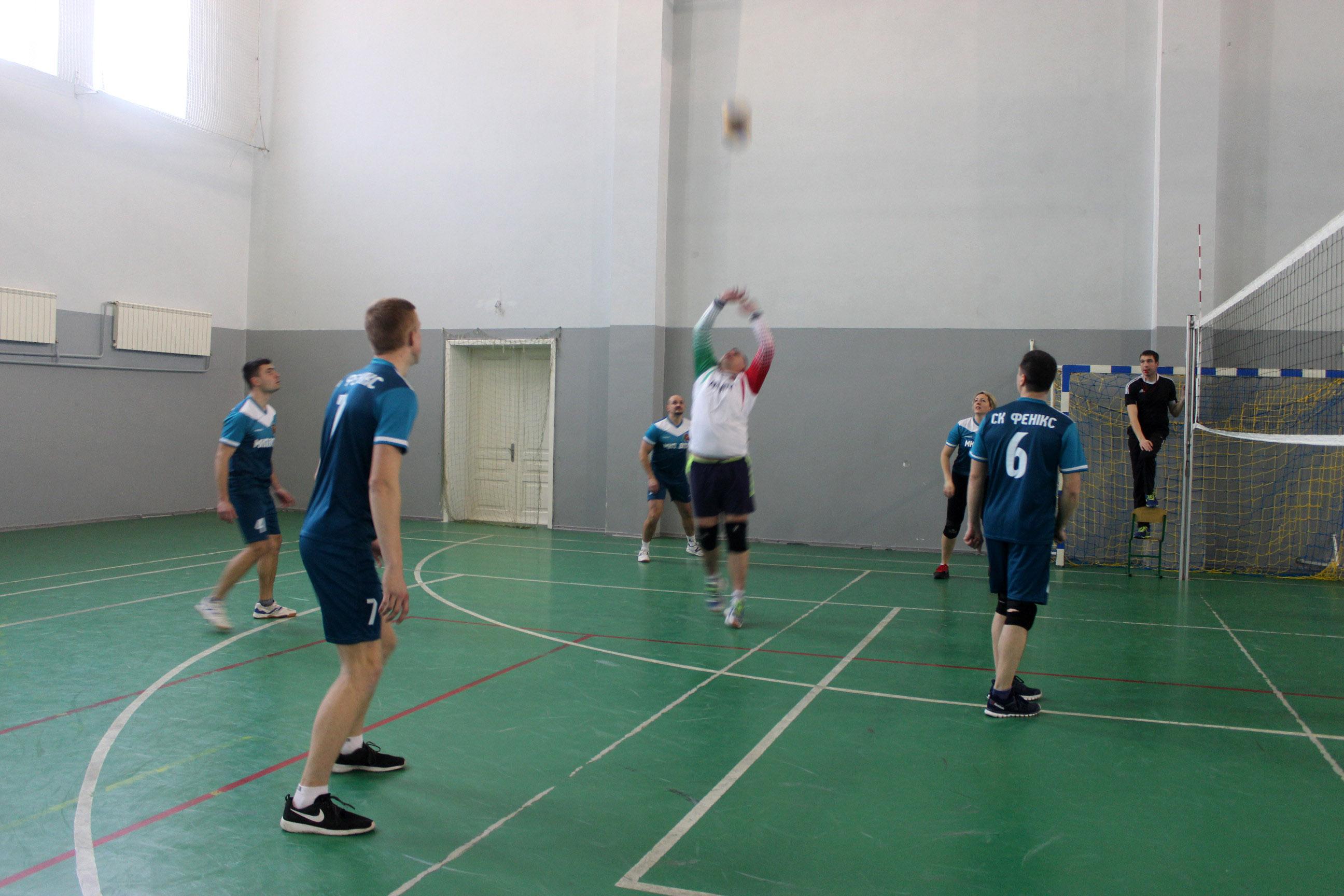 У Хотові змагалися рятувальники-волейболісти Київщини, фінал — в Ірпені