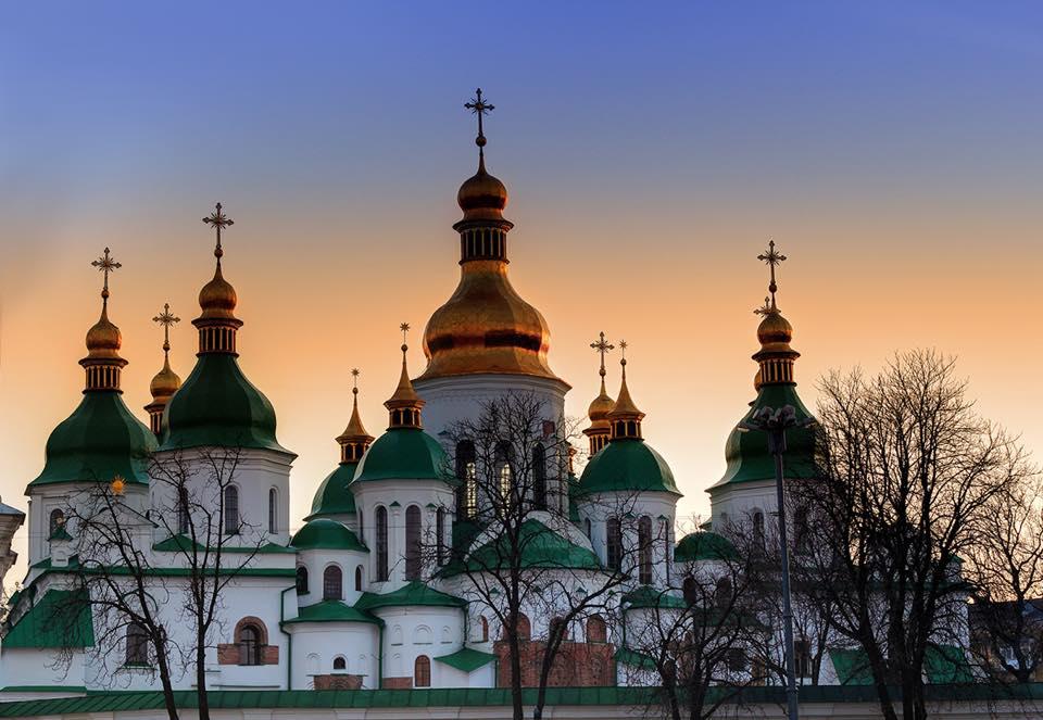 Sov-sob Софійський собор закривають на ремонт та реставрацію
